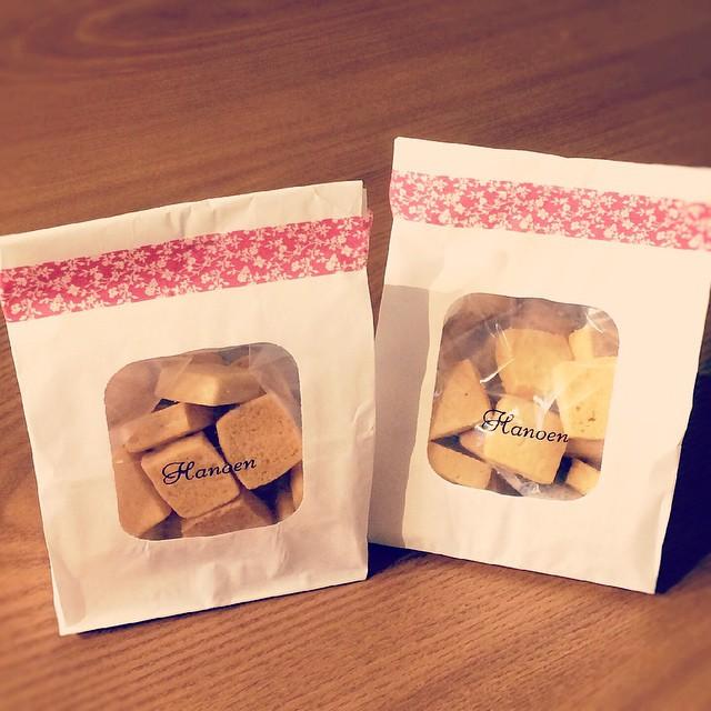 アーモンドハーブクッキーオンライン販売いたします。#hanoen