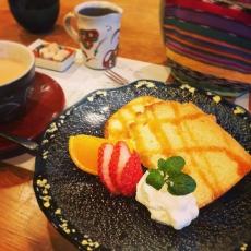 益子のカフェ・フーネさん