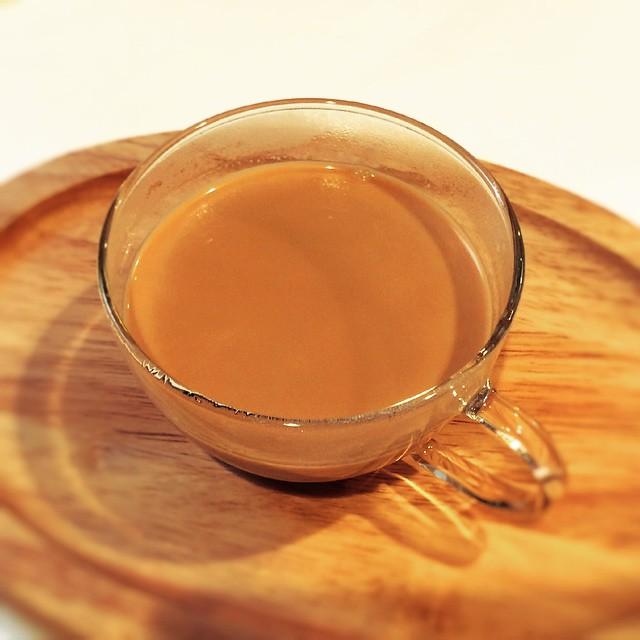 ニルギリのミルクティー#ミルクティー