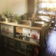 葉の園の本棚