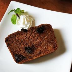 米粉のヴィーガンキャロットパウンドケーキ