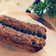 オーガニックブルーベリーのパウンドケーキ