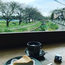この間行ったカフェ