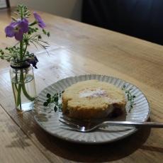 ヴィーガンロールケーキの試作